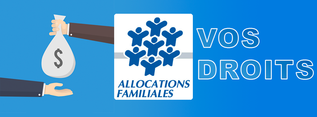 Les aides de la CAF (allocations familiales)