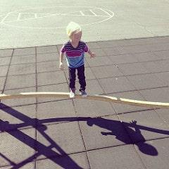 equilibre de l'enfant